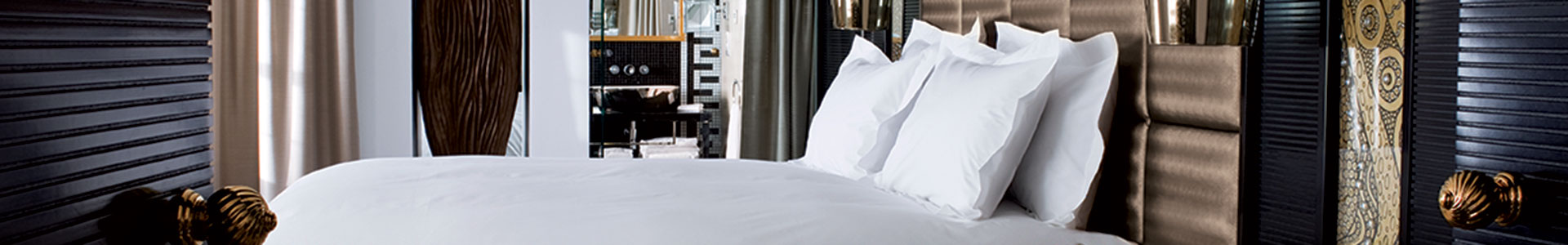 sofitel collection h tel achat draps luxe coton hotel sofitel. Black Bedroom Furniture Sets. Home Design Ideas