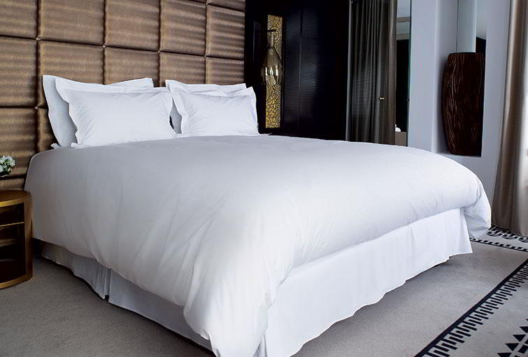 sofitel linge de lit hotel deluxe percale et deisgners lit. Black Bedroom Furniture Sets. Home Design Ideas
