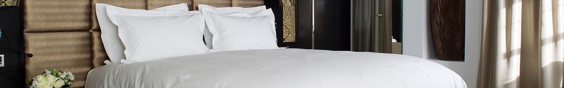 sofitel collection percale achat draps luxe coton hotel. Black Bedroom Furniture Sets. Home Design Ideas