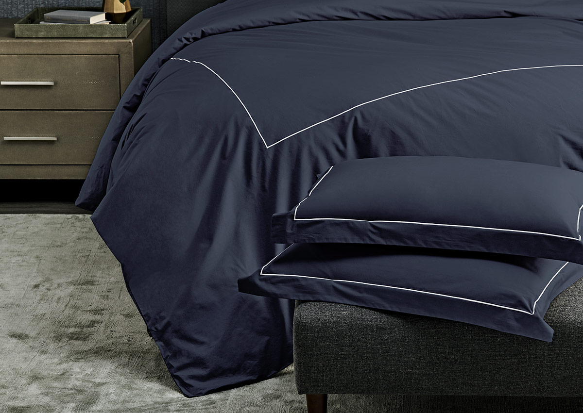 Percale Duvet Cover & Pillow Sham Sets