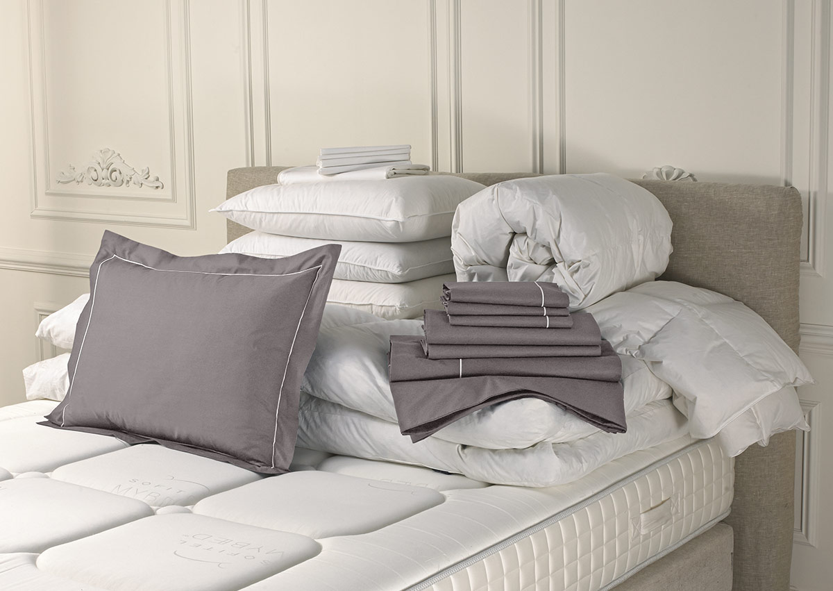 Design Bed Kopen.Sofitel Boutique Mybed Collection Hotel Beds Mattresses Bed