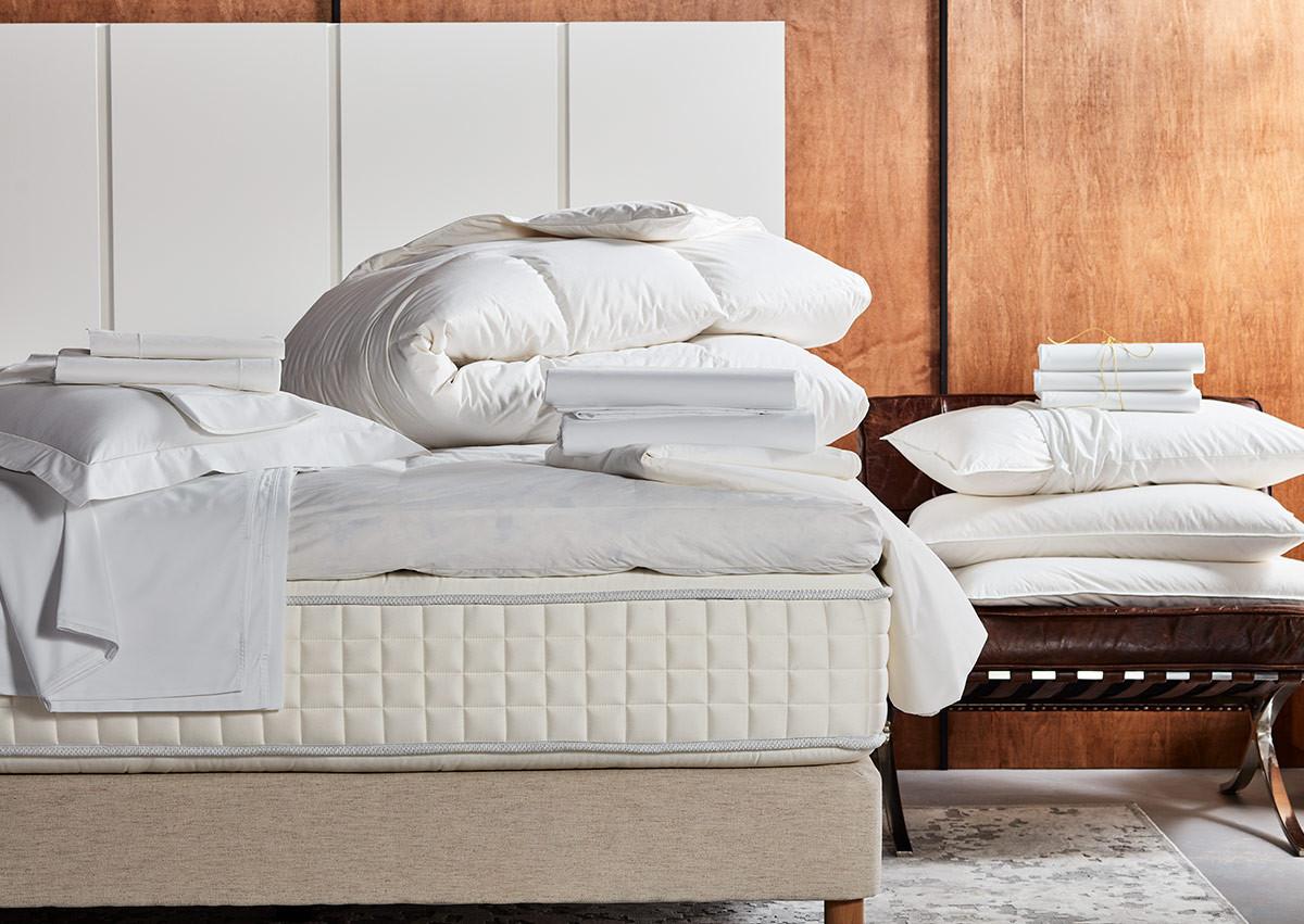 Sofitel MyBed & Signature Bedding Set