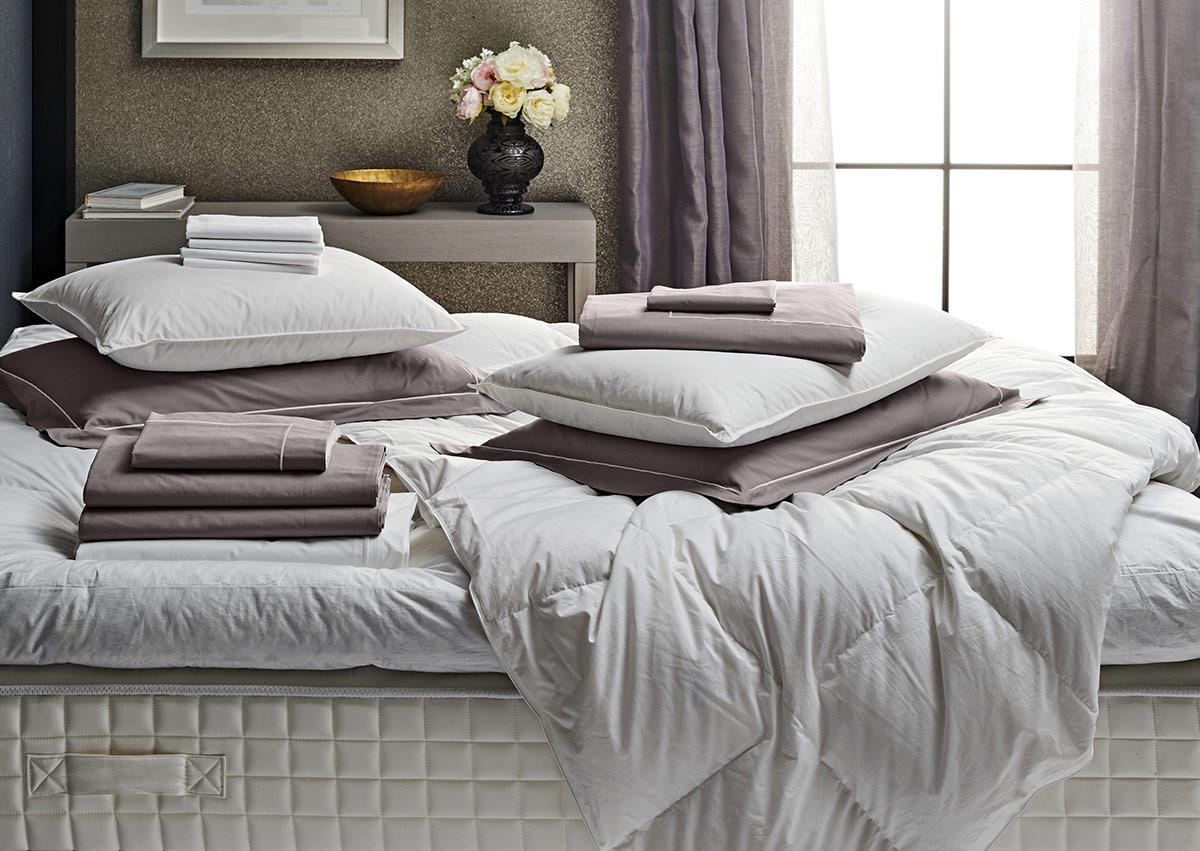 Sofitel MyBed & Platinum Percale Bedding Set