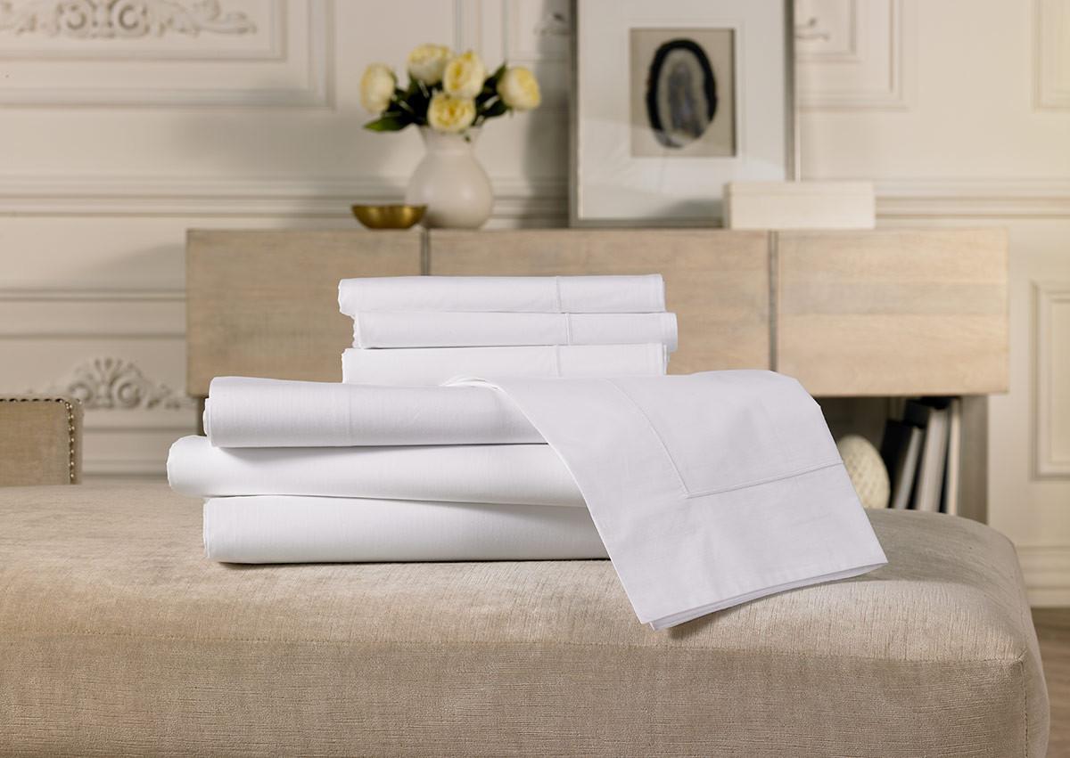 White Deluxe Linen Set