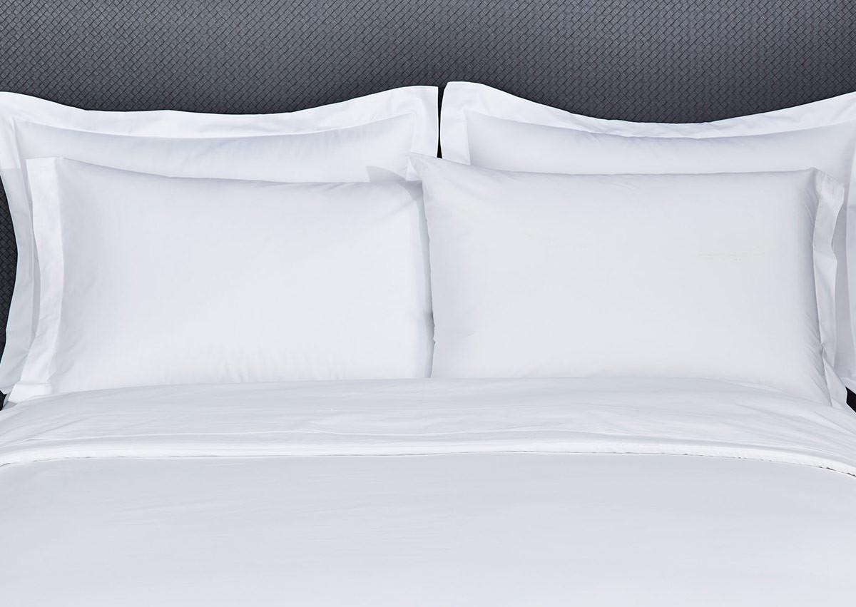 White Percale Pillowcases