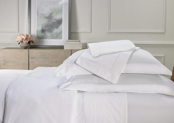 Deluxe Bettbezug Weiß Sofitel Hotel Hochwertiger Bettwäsche Set
