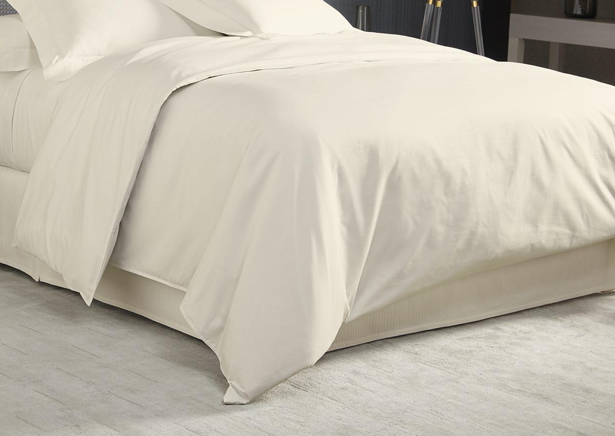Perkal Bettdeckenbezug Elfenbein Sofitel Hotel Bettwäsche Kaufen