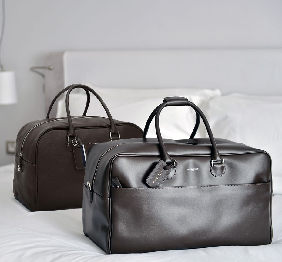 Exclusive offer: Jack Russell's Leather Goods for Sofitel