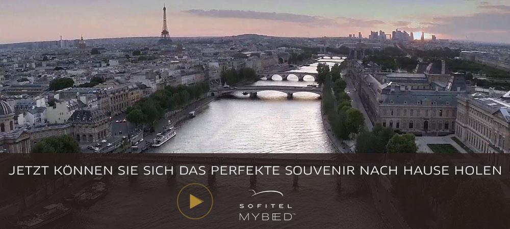 Video Sofitel MyBed™